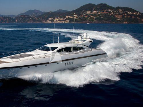 Motorboat Mangusta 108 · 2003