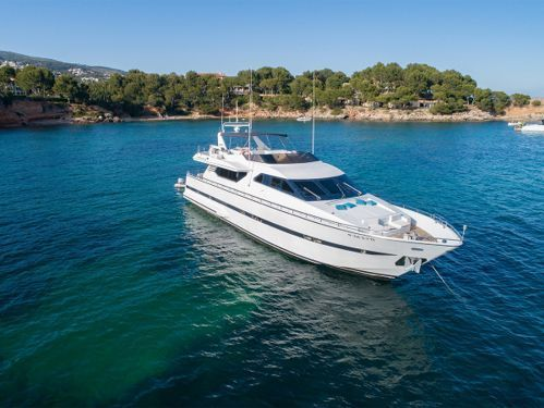 Motorboat Italversil Super phantom 80 · 1993