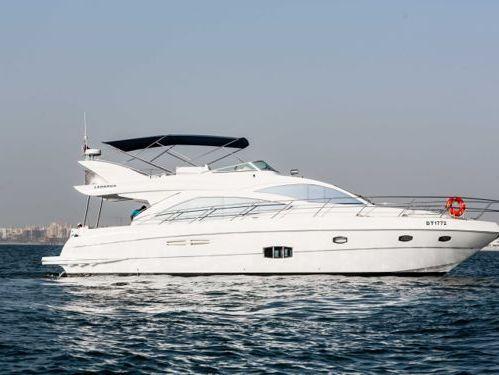 Imbarcazione a motore Gulf craft Majesty 56 · 2010