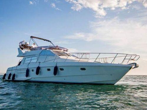 Motorboot Ferretti 45 · 1993