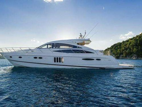 Motorboot Princess V65 · 2009