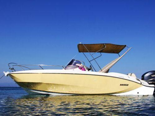 Sportboot Sessa Key Largo 24 · 2009
