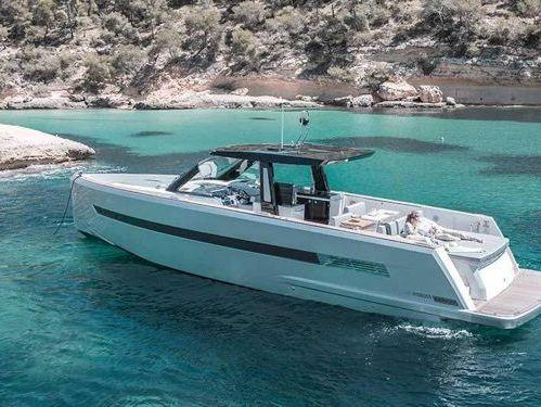 Imbarcazione a motore Fjord 48 Open · 2020