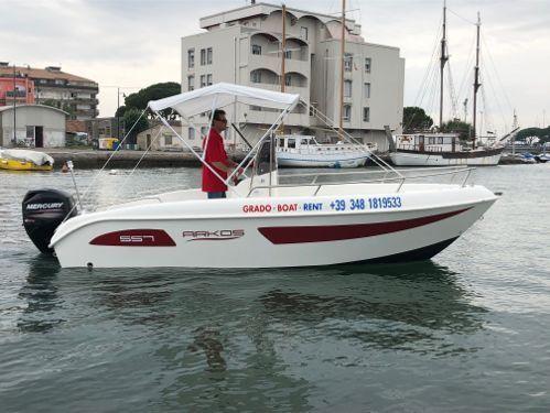 Sportboot Arkos 557 · 2019