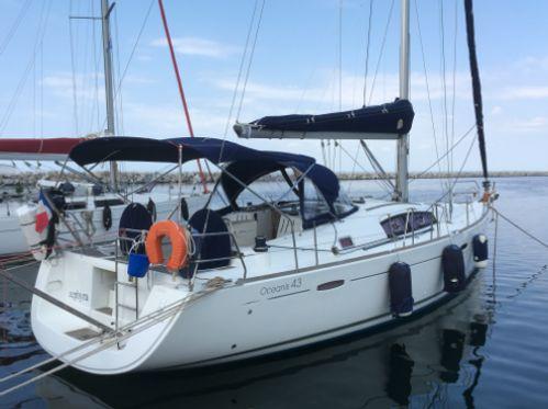 Barca a vela Beneteau Oceanis 43 · 2012