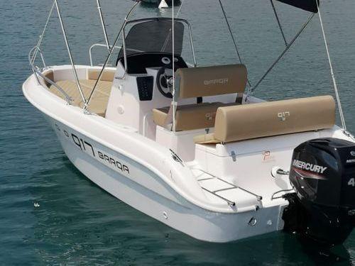 Speedboat Barqa Q 17 · 2020