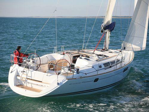 Barca a vela Jeanneau Sun Odyssey 44 i · 2010