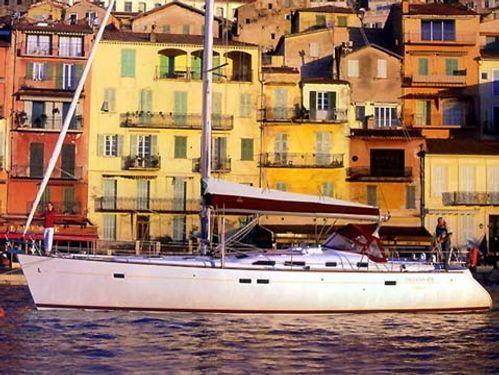Barca a vela Beneteau Oceanis 473 · 2003
