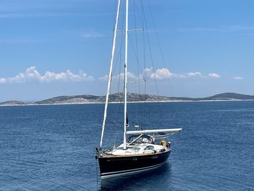 Segelboot Jeanneau Sun Odyssey 54 DS · 2007