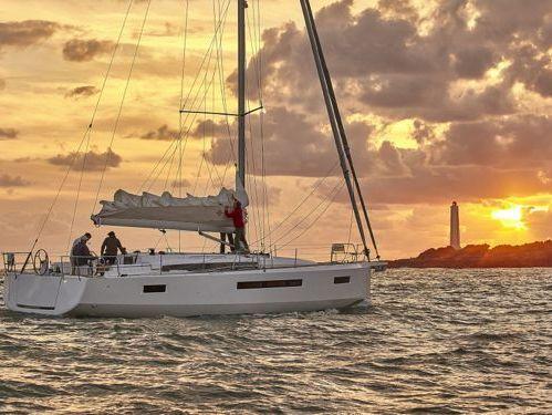 Sailboat Jeanneau Sun Odyssey 490 · 2021