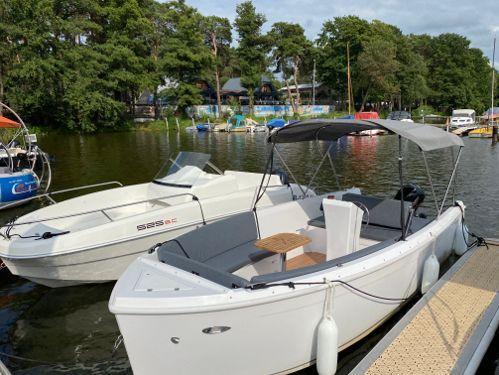 Imbarcazione a motore Custom Built · 2020