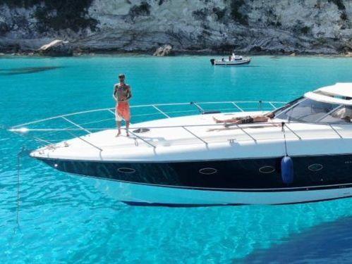 Motorboat Sunseeker 56 · 2000