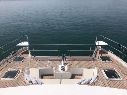 Motor Catamaran Lagoon Power 43 · 2004