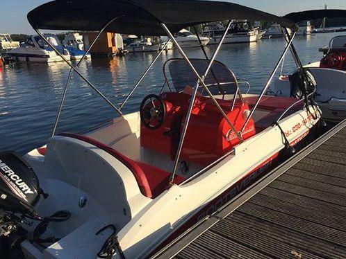 Speedboat Remus 450 OPEN · 2019