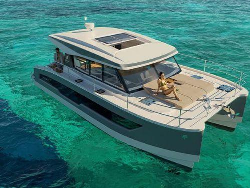 Motor Catamaran Fountaine Pajot MY4.S · 2021