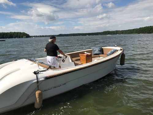 Speedboat Custom Build 0 · 2018