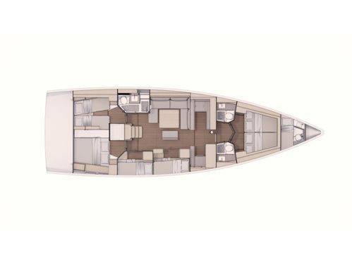 Sailboat Dufour 530 · 2022