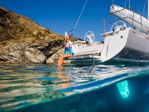 Sailboat Beneteau Oceanis 46.1 · 2022