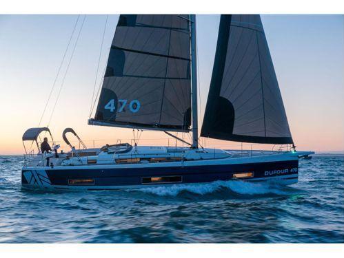 Sailboat Dufour 470 · 2022