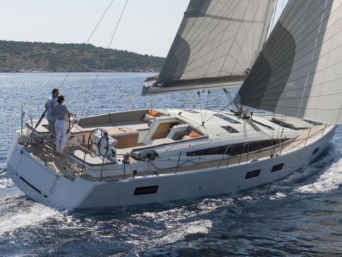 Sailboat Jeanneau 54 · 2022