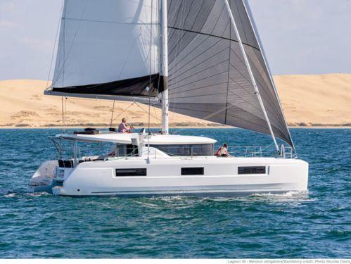 Catamaran Lagoon 46 · 2022
