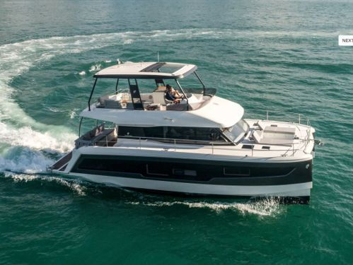 Motor Catamaran Fountaine Pajot MY 40 · 2023