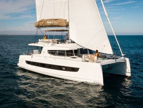 Catamaran Bali 4.6 · 2022
