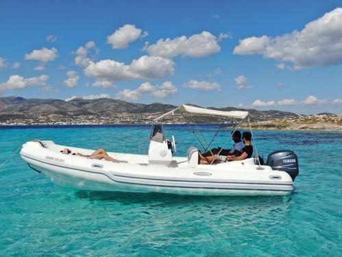 Speedboat Stinger 570 · 2009