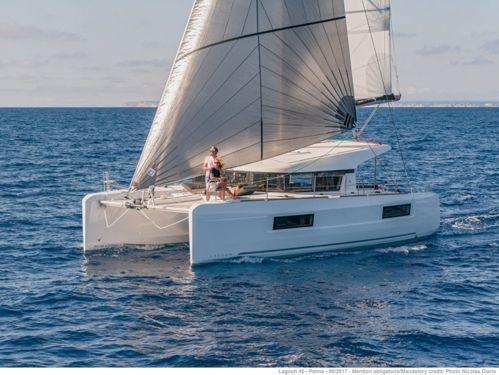Catamaran Lagoon 40 · 2022