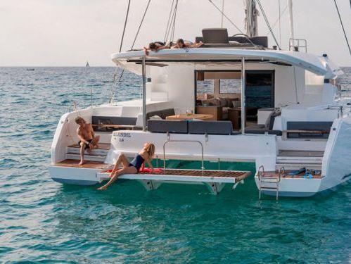 Catamaran Lagoon 50 · 2022
