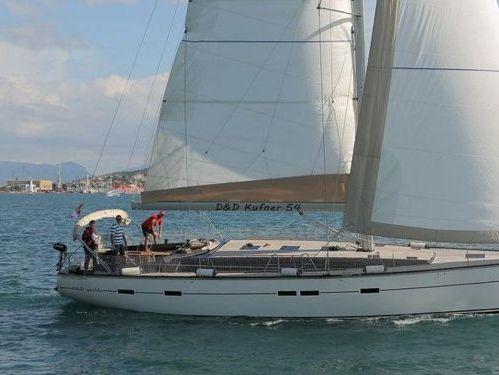 Sailboat Kufner 56 · 2022