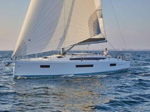 Sailboat Jeanneau Sun Odyssey 410 · 2022
