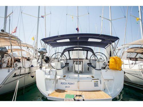 Segelboot Jeanneau Sun Odyssey 509 · 2014