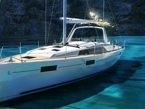 Sailboat Beneteau Oceanis 40.1 · 2022