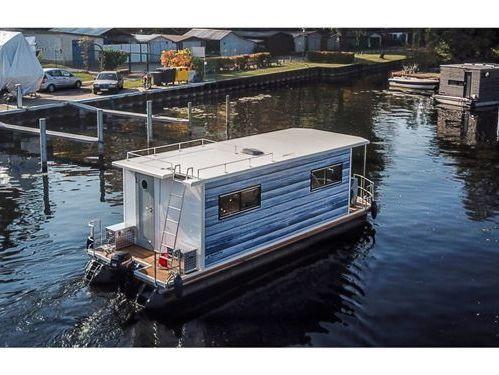 Hausboot Flexmarine Flexmobil 9.0 · 2018