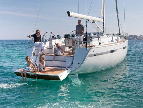 Sailboat Bavaria Cruiser 45 · 2014
