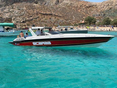 Sportboot Scarab 31 · 2004