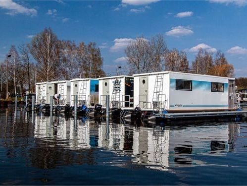 Houseboat Flexmarine Flexmobil 9.0 · 2020