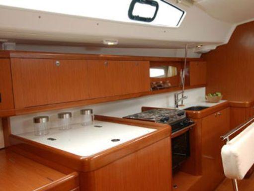 Segelboot Beneteau Oceanis 43 · 2008 (2)