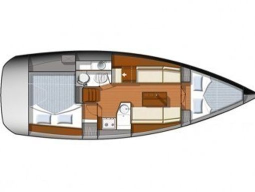 Segelboot Jeanneau Sun Odyssey 33 i · 2014 (2)