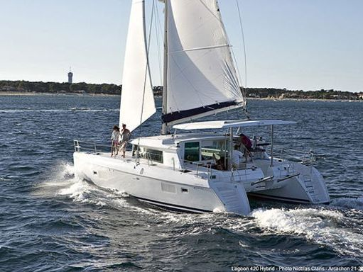 Catamarán Lagoon 420 · 2008 (1)
