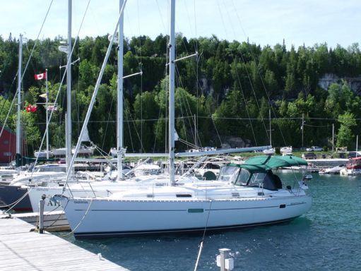 Sailboat Beneteau Oceanis 361 · 2001 (0)