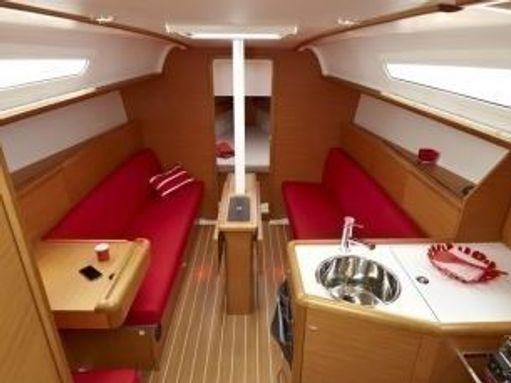 Segelboot Jeanneau Sun Odyssey 33 i · 2014 (1)