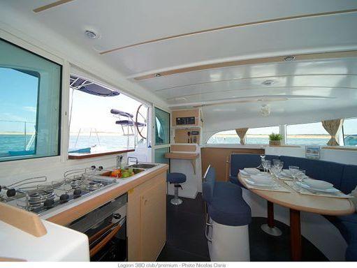 Catamarán Lagoon 380 · 2005 (4)
