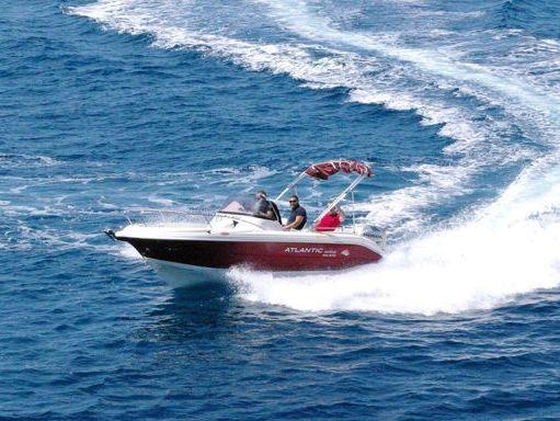 Motoscafo Atlantic Marine 550 · 2009 (0)