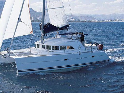 Catamarán Lagoon 380 · 2014 (1)