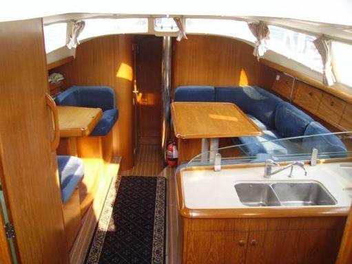 Sailboat Jeanneau Sun Odyssey 43 · 2003 (2)