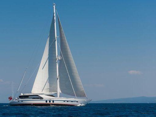 Barca a vela Jongert Sedate Luxury Yacht · 1989 (raddobbo 2013) (1)