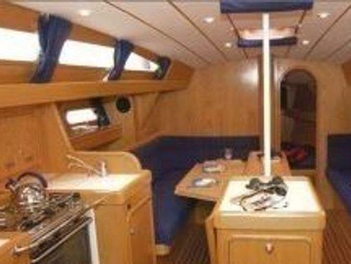 Segelboot Ovni 395 · 2009 (1)