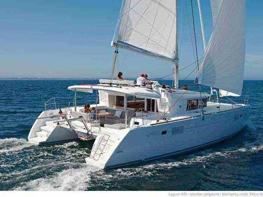 Catamarán Lagoon 450 · 2013 (0)